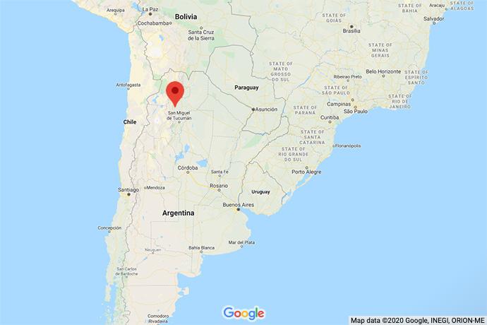 Argentina-Inca-map