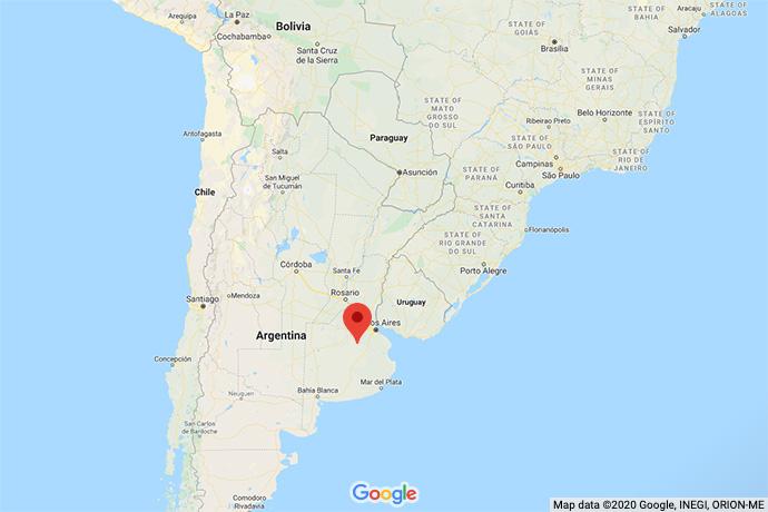 Argentina-Pampas-map