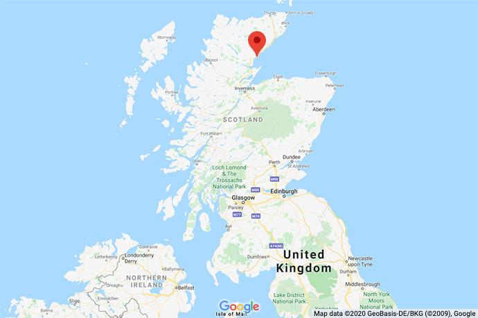 Scotland-Coast-map