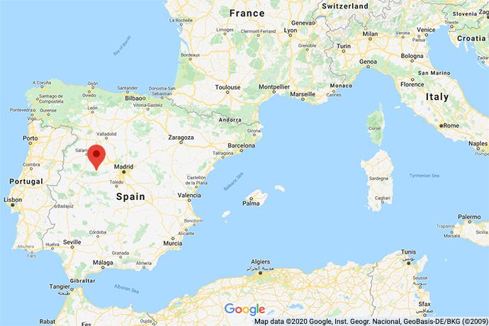 Spain-Sierra-Gredos-map
